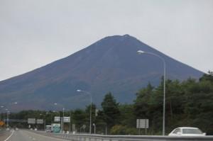 あ、富士山みえてる