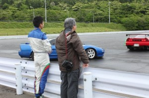 黒澤さんとTYIZさん