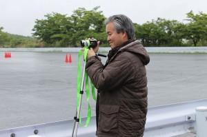 急遽カメラマンとなったTYIZさん