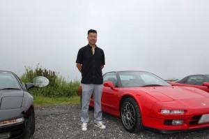 ナカガワさんと愛車