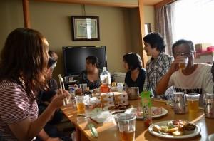 食べ物いっぱいなんだけど宴会料理食べられる?