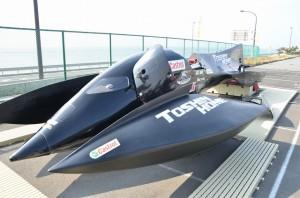 このパワーボート(KRS-001X)オプションで読んだ!