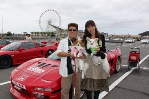 長野県から K-DOGSさん@ヴァイス