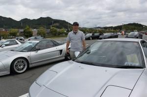 今年も埼玉からお越しの 全開Hondaさん