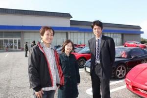モリワキさんとイグチさん
