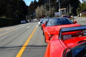 その後富士スピードウェイへ