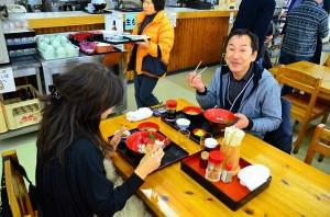 INAchanは海鮮丼ですか?