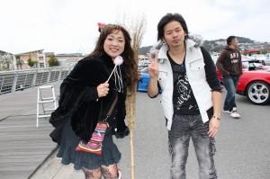 鳥取から初参加のJUNさん