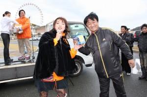 神戸からお越しのまるさん