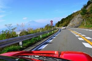 韮山峠を経て