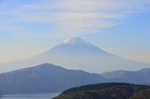 こちらも富士山キレイです