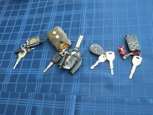 みなさんの鍵も撮影