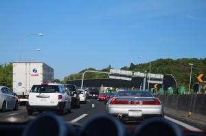 おうふっ、渋滞。結局帰宅は21時頃でした