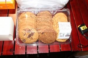 ふゆき&わかなより コストコクッキー