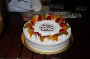 Happy Birthday わかなだってありがとう
