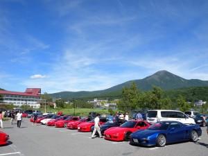 長野はいい天気でした