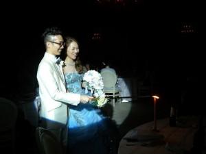 何はともあれ素敵な結婚式でした